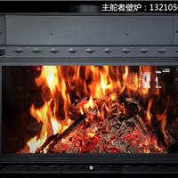 厂家直销优秀壁炉  舍得壁炉  真火燃木壁炉