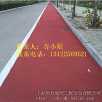 淮安徐州人行道透水透水混凝土道路全面开花
