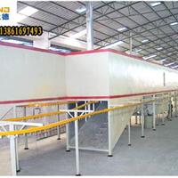 铝型材氟碳喷涂设备出口品质氟碳涂装设备