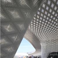 供应智能立体停车库外墙氟碳雕花铝单板幕墙