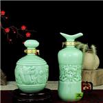杏花村喜爱陶瓷酒瓶定做,山西陶瓷酒瓶订制厂家