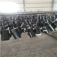 供应碳钢厚壁三通  等径  异径三通型号齐全 保质保量