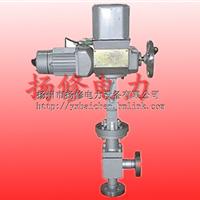 供应ZDLS型电子式电动高压角形调节阀