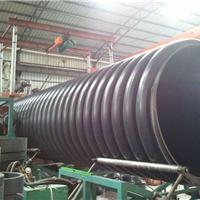 供应HDPE内肋缠绕增强波纹管 市政管道报价