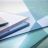 供应4mm板材 透明PC耐力板加工雕刻折弯丝印