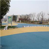 透水混凝土性能特征 彩色透水路面 江西赣州