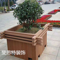 木塑地板厂家直销重庆塑木栏杆150*150量大价优