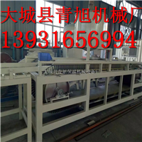 硅质板设备是聚苯渗透板生产设备