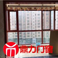 合肥鼎力窗纱一体窗封阳台透光性高