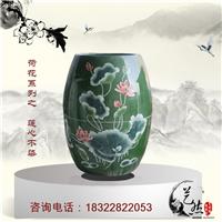 艺然陶瓷供应圣菲活瓷能量养生缸