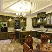 厨房橱柜,实木整体橱柜,利澳加盟