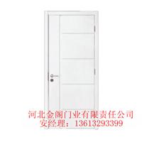 室内实木烤漆套装门