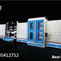 供应2500全自动立式充气中空玻璃生产线