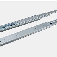 供应53宽三节重型滑轨 工具柜滑轨 工业导轨