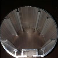 供应铝合金球门柱
