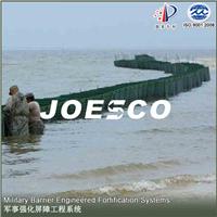 JOESCO广西多地受暴雨影响各地防汛办多地做防洪墙演练QS3
