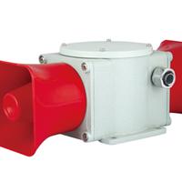 双喇叭电子蜂鸣器 船用报警电笛