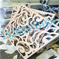 广东镂空铝合金雕花板、氟碳铝合金雕花板