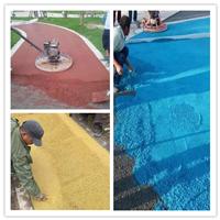 江西九江高温天气下透水混凝土的作用