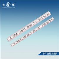 中国管道行业10大品牌2019  PPR管工程品牌厂家