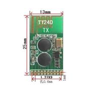 厂家直销无线模块2.4g无线遥控模块TY24D-TX