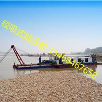 广东河源150方沙场电动马达绞刀抽沙船价格