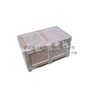 业丰直销封闭式包装箱IPPC熏蒸木箱