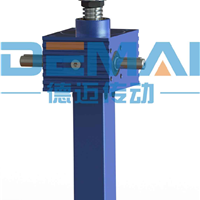 塑料机械专用德迈传动SJA丝杆升降机