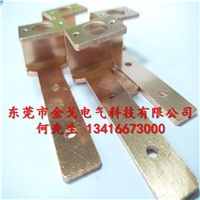 T2紫铜排,电池模组连接铜排