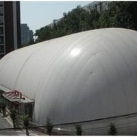 供甘肃临夏充气膜结构和白银单层膜结构