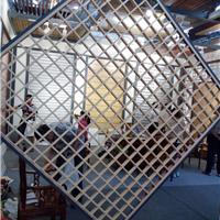 西餐厅镂空铝窗花