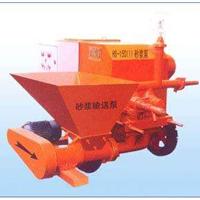 重庆砂浆泵砂浆输送泵砂浆喷涂机