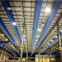 供应纤维布袋风管【布袋风管】负氧离子净化空气送风系统