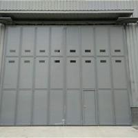 电动折叠门,电厂折叠门,大型工业折叠门