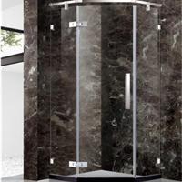 304不锈钢钻石型淋浴房