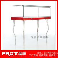 不锈钢珠宝展示柜 玻璃展示柜 深圳厂家制作