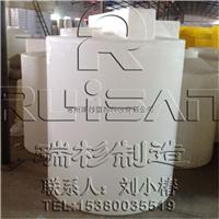 1500L塑料加药箱 1.5吨软化药箱 坚固耐用
