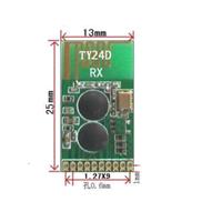 厂家直供无线模块2.4g无线遥控模块TY24D-RX