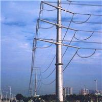 电力钢杆10kv 110kv及铁塔