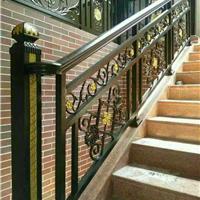 生产定制阳台护栏、围墙栅栏、别墅庭院大门