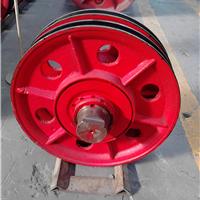 卷扬机专用铸钢滑轮