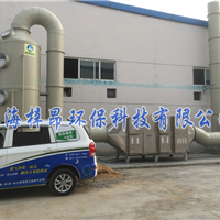 上海汽车4S店喷漆烤漆房废气处理设备厂家