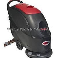 中山 电瓶式全自动洗地机洗地吸干机