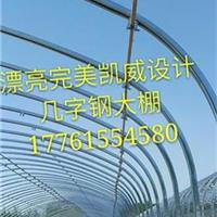 菜农温室大跨度专用型材几字钢支架