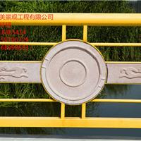 上海铸造石护栏定做加工 可定做精美造型