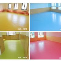 幼儿园弹性地胶垫幼儿园环保耐磨抗污的地板