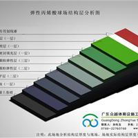 四川丙烯酸球场材料批发销售供应厂家