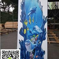 深圳uv万能打印机厂家 瓷砖5D背景墙彩印机