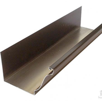 铜陵彩铝定制天沟水槽