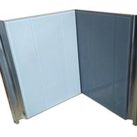 广东深圳生产橱柜晶钢门的厂家